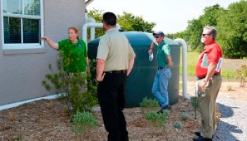 Texas A&M AgriLife Urban Water Program team invited 'down under' to share successes
