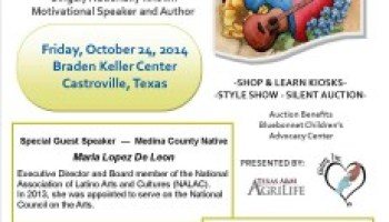 Medina County Women's Conference slated for Oct. 24 in Castroville
