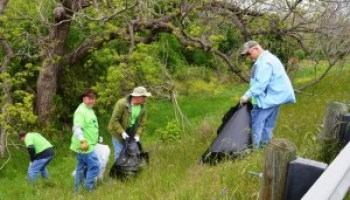 Fourth annual Geronimo and Alligator Creeks cleanup slated for April 2