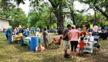 East Austin Garden Fair on April 11 to show 'A Passion for Plants'