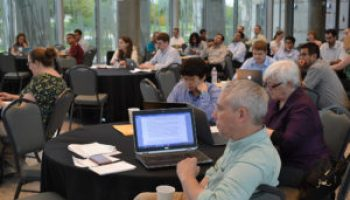Grant writing workshop helps researchers secure federal dollars