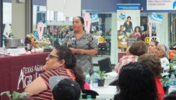 Bexar County residents 'get cooking' at Dinner Tonight! event
