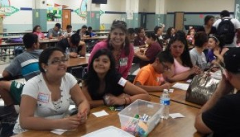 Juntos program emphasizes family involvement in education