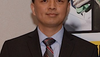 Huang receives A&M System commercialization award for water treatment technology
