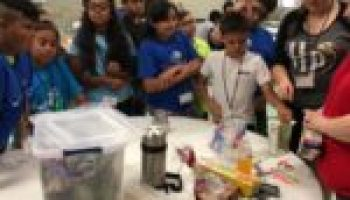 Students continue education at summer STEM Camp in San Antonio