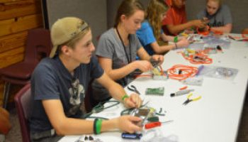 Xcel Energy/4-H Power Camp provides youth with leadership skills