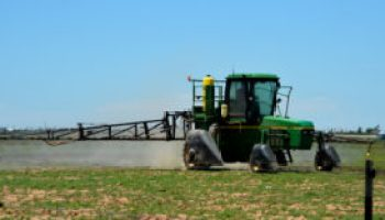 Spray drift damage: What landowners need to know