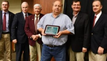 Giesenschlag, LaMantia, Hogan inducted into A&M Ag Economics Ty Timm Honor Registry