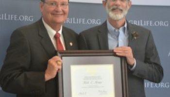 Jessup honored with Texas A&M Vice Chancellor's Award of Excellence