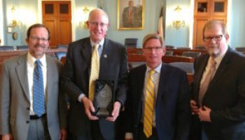 Conaway recognized as 2018 Friend of Agricultural Economics