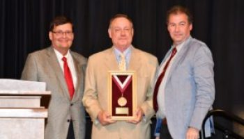 Schwertner receives Texas A&M AgriLife Distinguished Texan in Agriculture Award