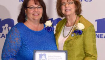 Lorrie Coop named national Extension Educator of the Year