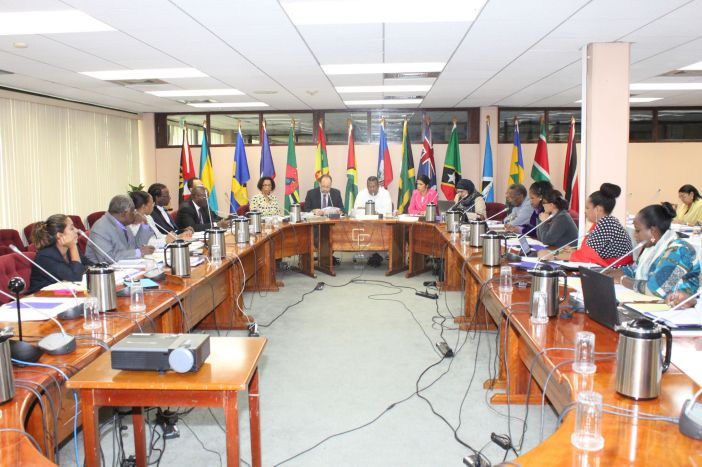 CARICOM Committee of Ambassadors Meeting