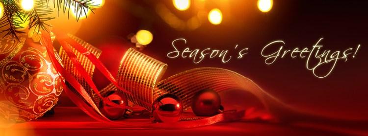 CARICOM Facebook Christmas banner