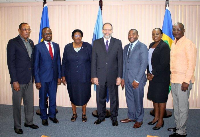 CARICOM_Ambassadors_group