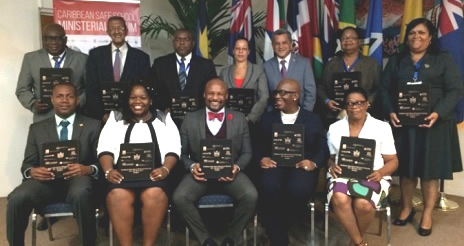 Caribbean Safe School Ministerial Forum (Photo via Ministry of Education, Science and Technology of Antigua and Barbuda)
