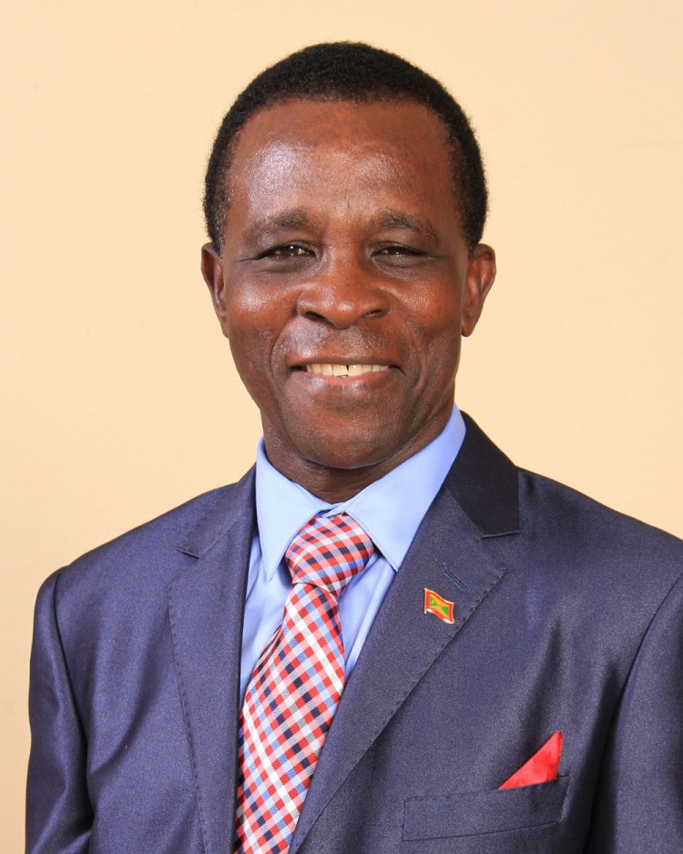 Prime Minister of Grenada, Dr. Rt. Hon. Keith Mitchell