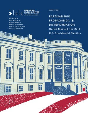 Partisanship, Propaganda, and Disinformation report cover