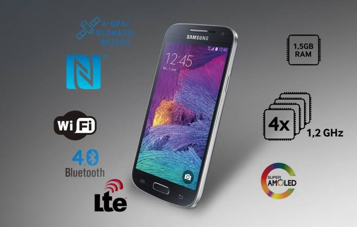 Samsung Launches Affordable Galaxy S4 Mini Plus