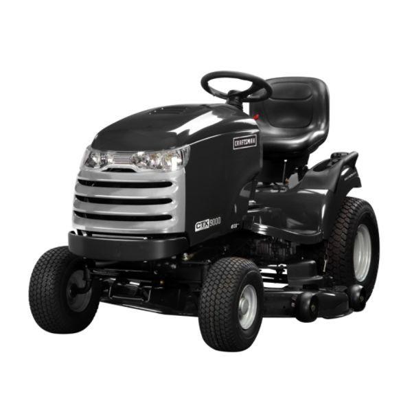 Craftsman 2000 Series Mower : Craftsman ctx in hp premium model