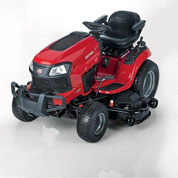 2014 Craftsman 30 Hp Garden Tractor : The craftsman riding mower lineup changes
