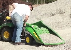 OxCart-The Gravel Test - Poly Cart Failure