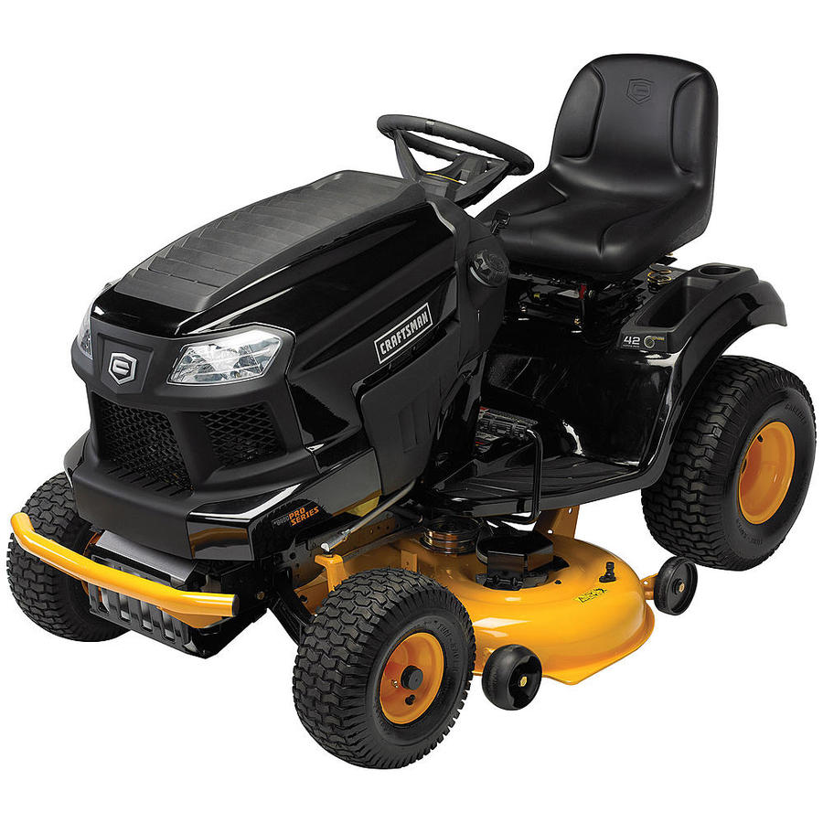 Pro Series Garden Tractor : Craftsman pro series tractors the future is here