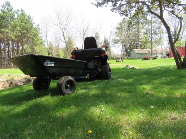 OxCart Utility Cart