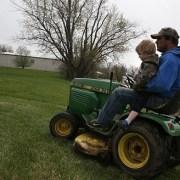 ride-on-lawn-mower