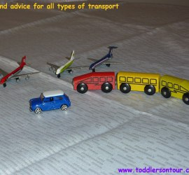 Family Travel Tips