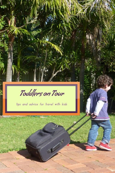 tips and advice for travel with kids