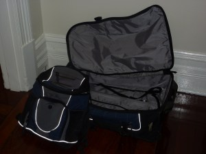 Packing for travel