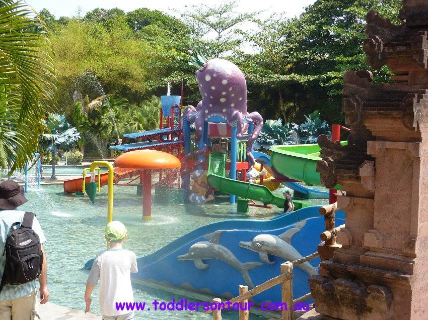 review bali safari and marine park