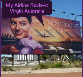 Virgin Australia review