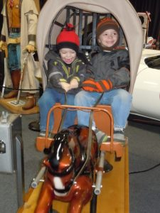 Volo Auto Museum - kids rides