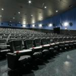 Studio Movie Grill - theatre seats - Toddling Around Chicagoland