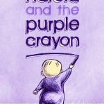 CCT Harold & the Purple Crayon cover - Toddling Around Chicagoland