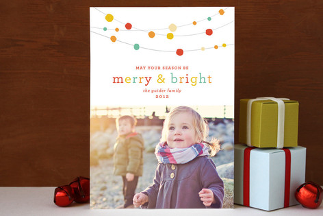 Minted - Merry & Bright - Toddling Around Chicagoland