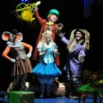 Alice in Wonderland at the Marriott Theatre - cast - Toddling Around Chicagoland