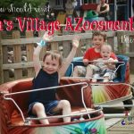 Why You Should Visit Santa's Village AZoosment Park This Season - Toddling Around Chicagoland