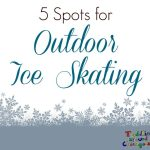 5 spots for outdoor ice skating