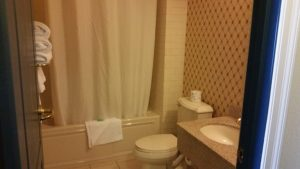 Blue Harbor Resort - Loft Suite - bathroom