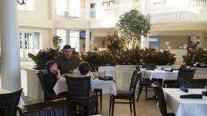 Blue Harbor Resort - dining - On the Rocks Bar & Grill