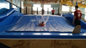 Blue Harbor Resort - waterpark - surfing