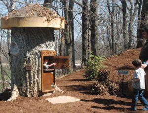 Bookworm Garden #Sheboygan - Winnie the Pooh