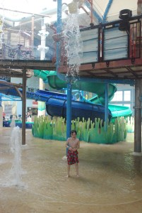 Blue Harbor Resort - waterpark - bucket