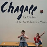 Chagall for Children at the Kohl Children's Museum