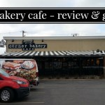 Corner Bakery Cafe – Review and Giveaway