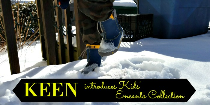 KEEN Introduces Kids' Encanto Collection