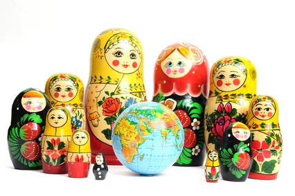 Russian doll (Matryoshka doll)